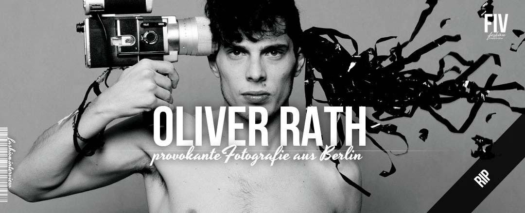 Oliver Rath: Star-Fotograf ist Tot