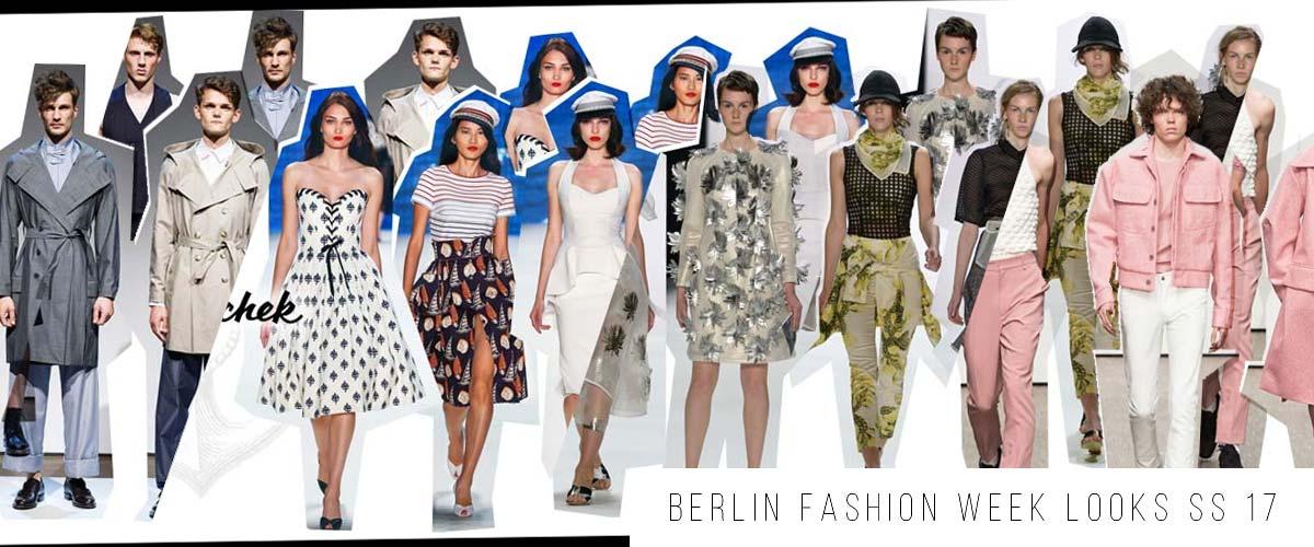 Berlin Fashion Week SS 2017: Ein kleiner Rückblick