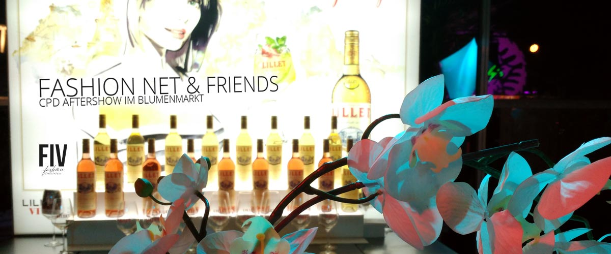 Fashion Net & Friends Come Together Düsseldorf 2016