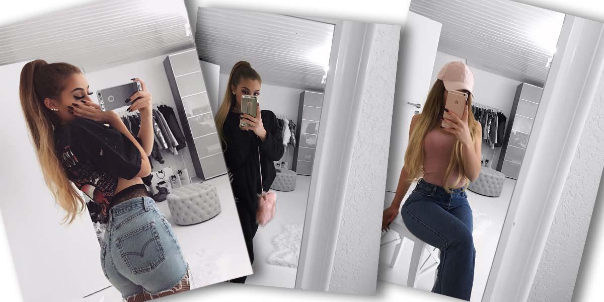 Instagram Star Madeline Mercedes liebt Styling und Mode