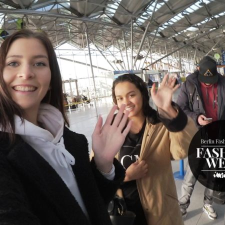 Fashion Week Berlin Vlog - Tag 1: Anreise und erste Eindrücke