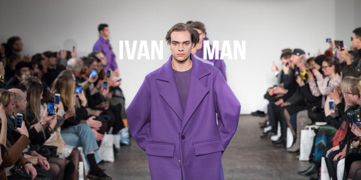 Ivanman Herbst/Winter 17/18 - Mercedes-Benz Fashion Week Berlin