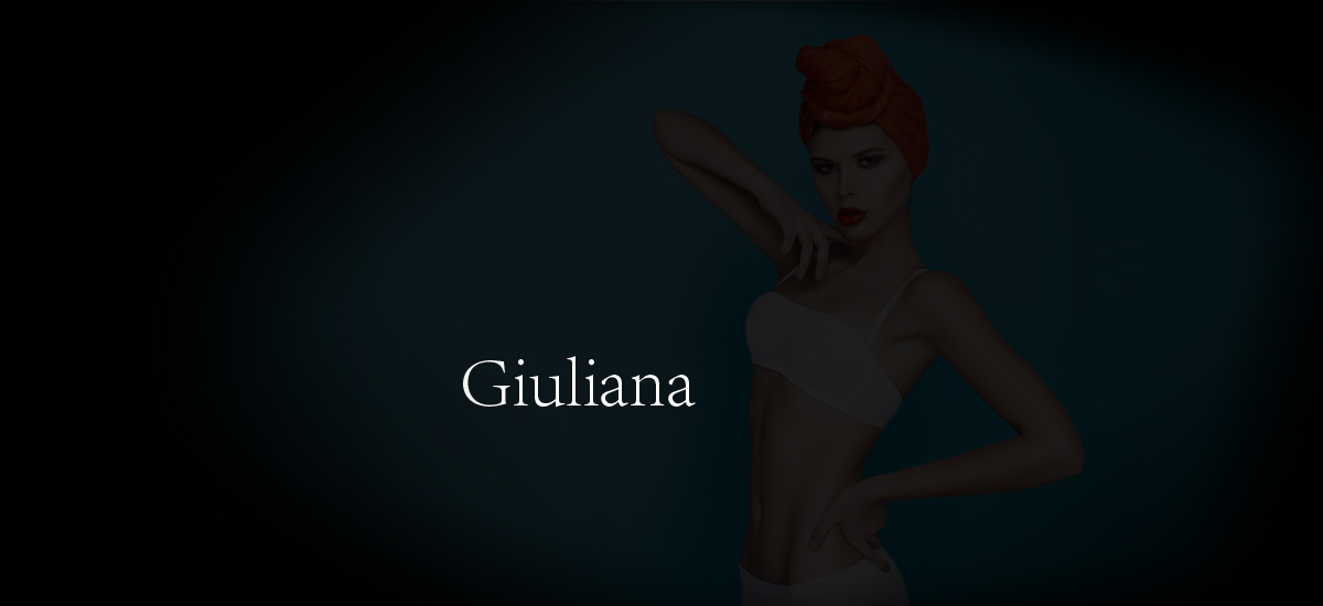 Giuliana GNTM Kandidatin 2017