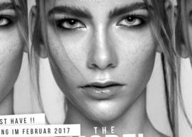 THE MODEL BOOK – Model werden… Jetzt im Buchhandel