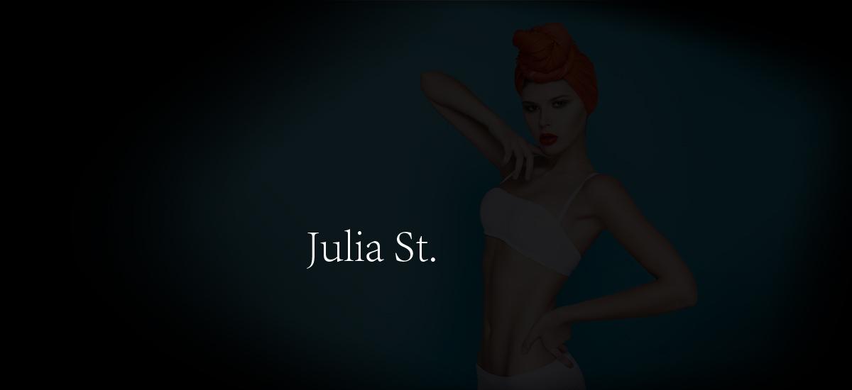 Julia St. GNTM Kandidatin 2017