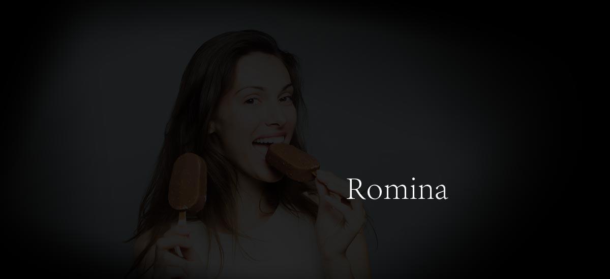 Romina GNTM Kandidatin 2017