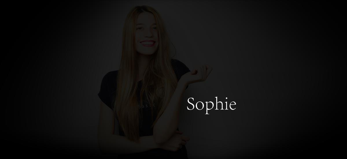 Sophie GNTM Kandidatin 2017