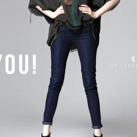 Die luxuriösesten Jeans Label: Gucci, Guess und Roberto Cavalli