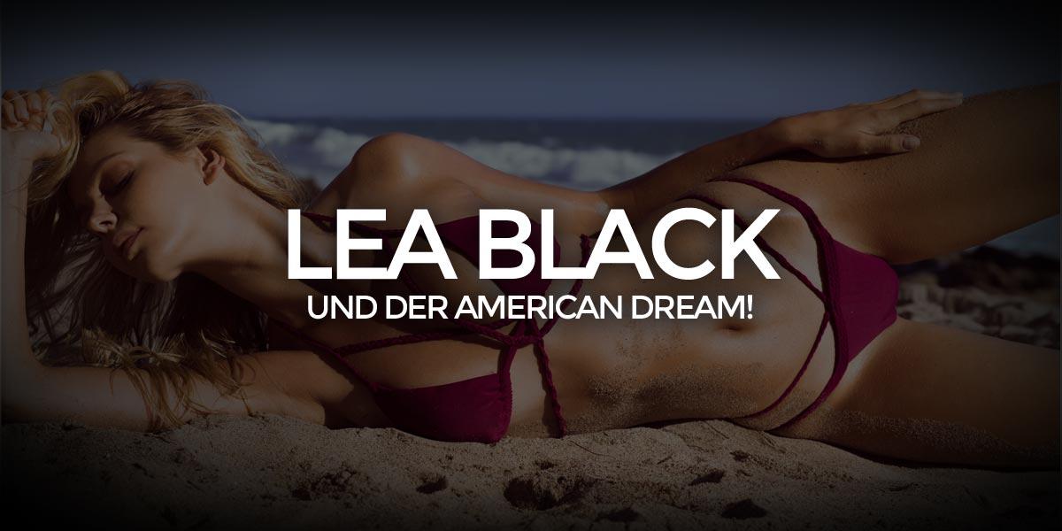 Lea lebt den American Dream in Los Angeles!!