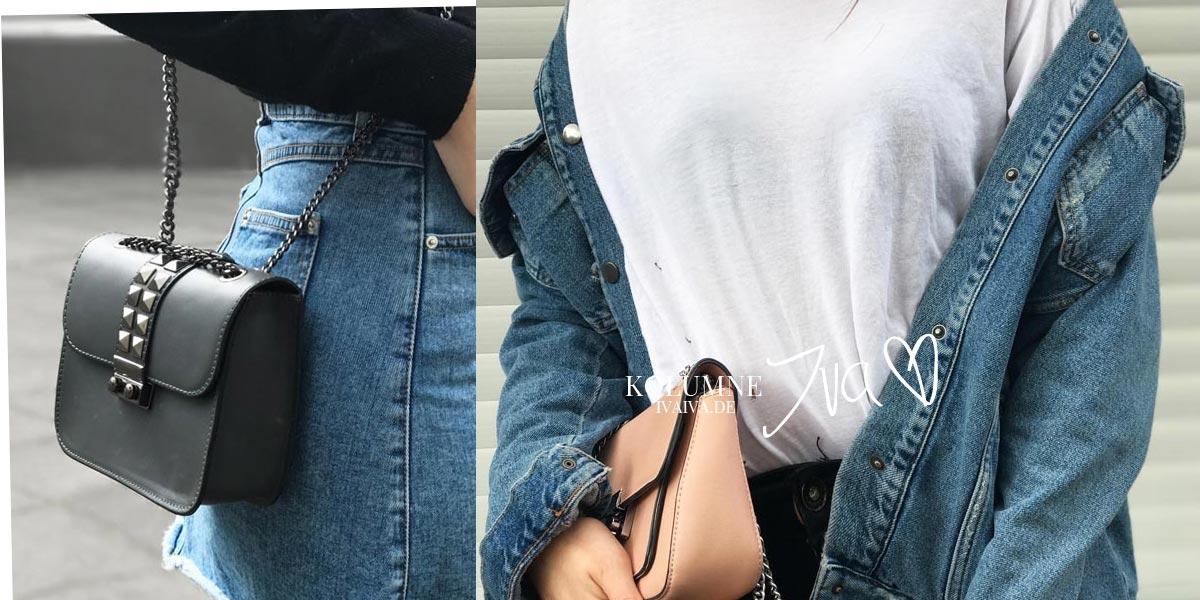 Summer Outfit Special - Trend Look Denim: Zara, Asos, Reserved kombinieren!
