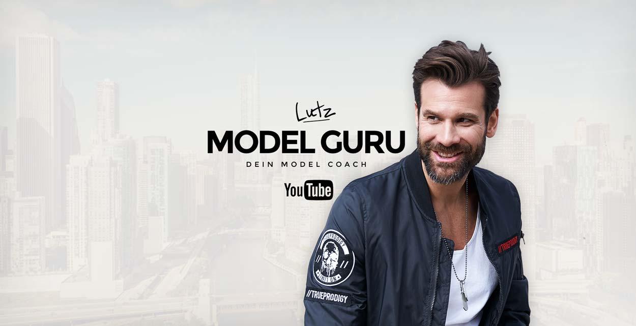 Modeln & Model werden! Jetzt auf Youtube mit Model Guru und Coach Lutz Marquardt