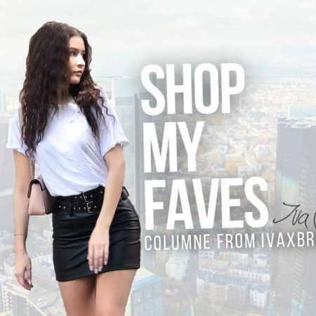 Shop My Faves - New Pieces for the Summer Time