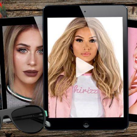 Die Top Youtuberinnen: Von BibiBeautyPalace bis Shirin David und xlaeta