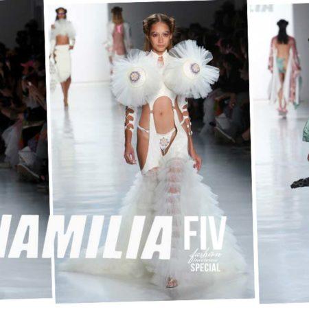 Namilia: High Fashion Runway for SS18