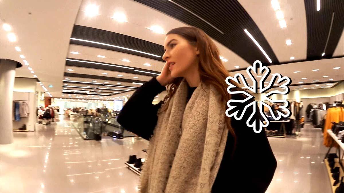 Winter Shopping Challenge mit Iva & Marie!