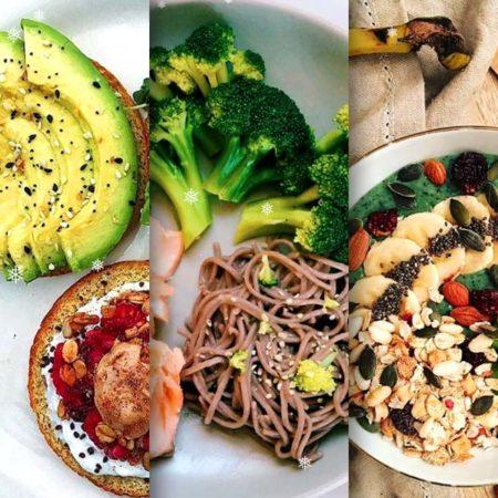 5 leckere Ernährungstrends: Paleo, Clean Eating, Vegan, Detox & Low Carb