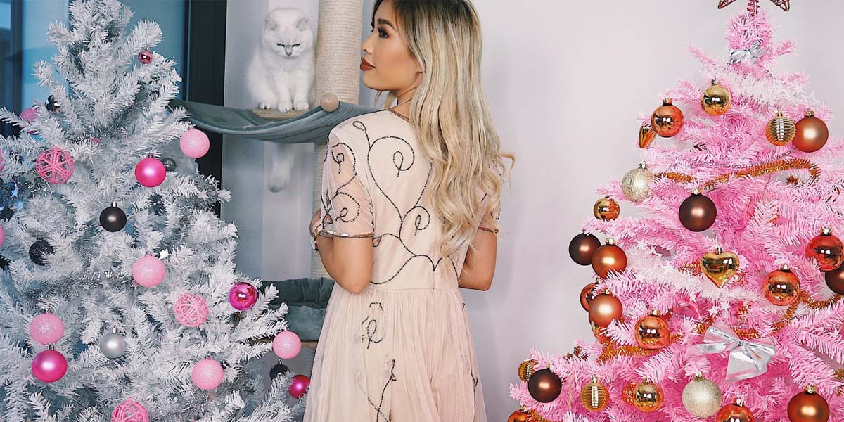 Merry Christmas! Influencerin Kisu über Familie, Reisen und Fashion!