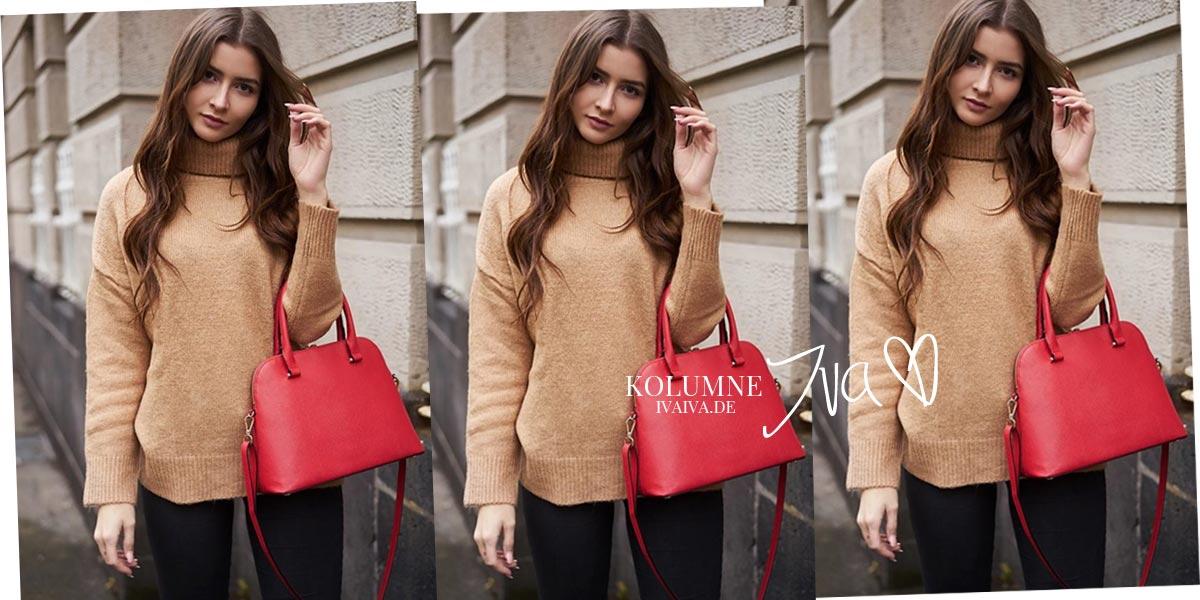 Trend Guide - Rote Taschen und wie du sie kombinierst