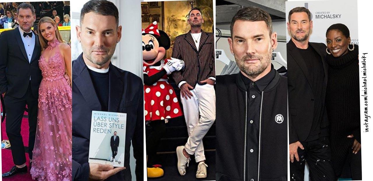 Michael Michalsky: Lass uns über Style reden - Das Buch