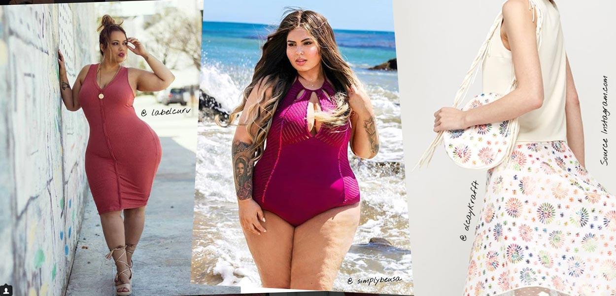 Curvy ist in – Modetrends für Frauen mit Kurven