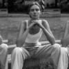 Zwischen Laufsteg und Toilettenschüssel: Sandra Hunke ist Model und Klempnerin zugleich