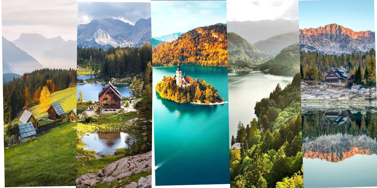 Slowenien - traumhafte Reise in die Natur