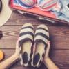 Der perfekte Sommerlook funktioniert in diesem Jahr mit Espadrilles – Styling Tipps