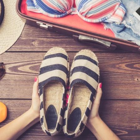 Der perfekte Sommerlook funktioniert in diesem Jahr mit Espadrilles - Styling Tipps