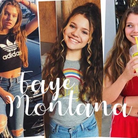Faye Montana - die jüngste Youtuberin, Schauspielerin, Sängerin und Moderatorin