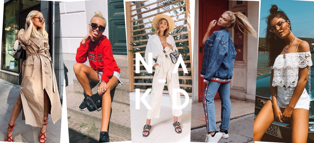 NAKD Fashion - stylish, modern und beliebt