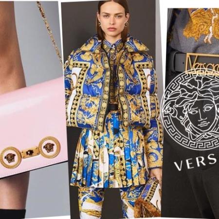 Versace - das Luxuslabel von Gianni und Donatella