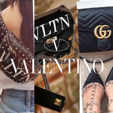 Valentino Tasche, Schuhe & Accessoires: Was steckt hinter dem italienischen Luxuslabel