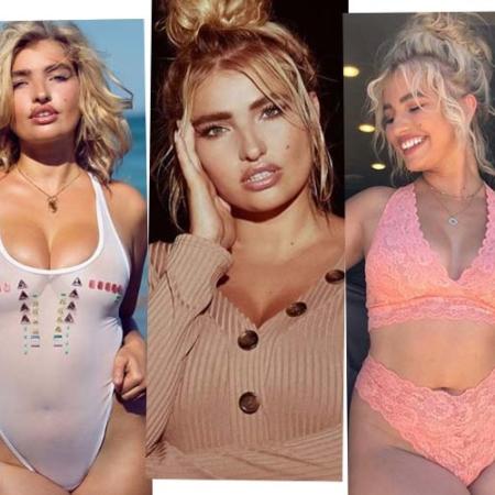 So erfolgreich ist Sarina Nowak! Curvy Model, Buch Autorin und Sports Illustrated