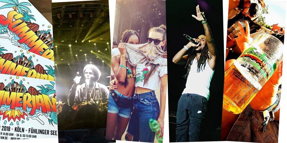 Das Reggaefestival Deutschlands - Summerjam