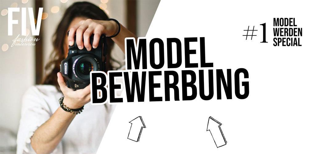 Model Bewerbung - Model werden Special #1