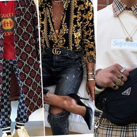 So modebewusst ist die Frau 2019 - Gucci, Chanel, Burberry im Alltag tragen