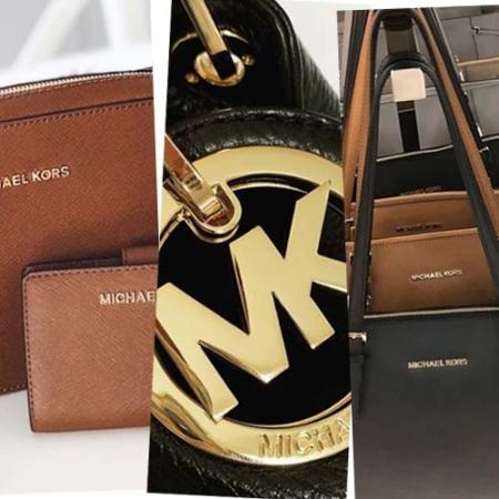 Luxusmarke: Michael Kors Taschen, Parfüm und Uhren