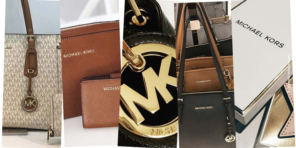 Luxury brand: Michael Kors bags, perfume and watches