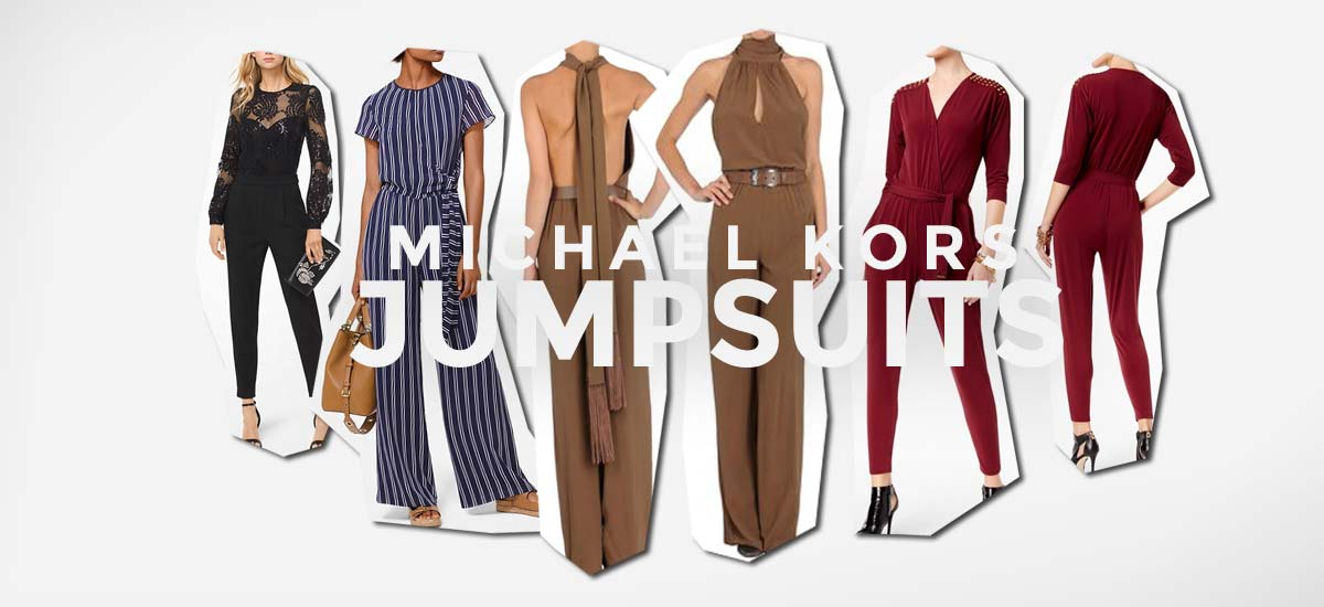 Luxus Kleidung: Michael Kors Jumpsuits