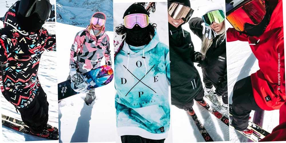Die aktuellen Damen Ski Jacken Trends für die Wintersaison 2018/2019