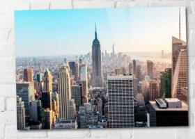 Poster mit prominenten Städten – Dekoration für jedes Ambiente
