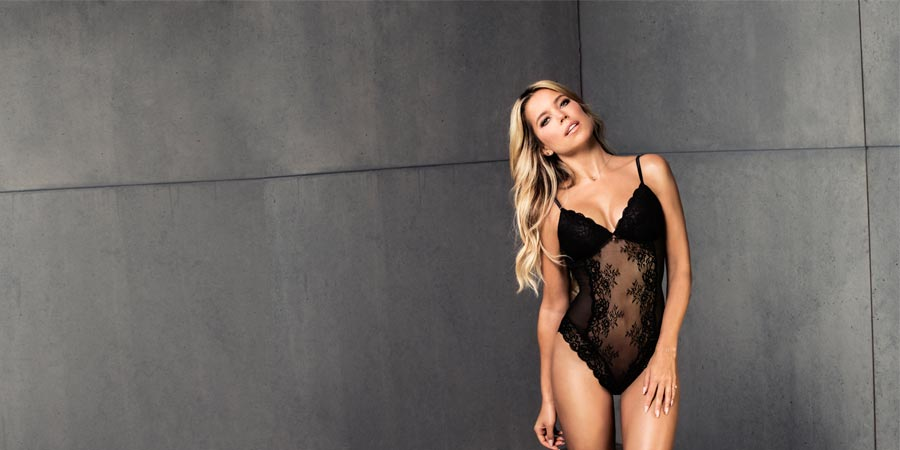 c08a43020d Exklusives Interview: Sylvie Meis über Dessous Kollektion und die Trends  2019