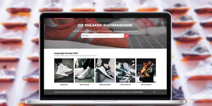Sneaker Onlineshop - die besten Portale zum Schuhe shoppen