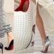 Louboutin: Der Schuh mit der roten Sohle