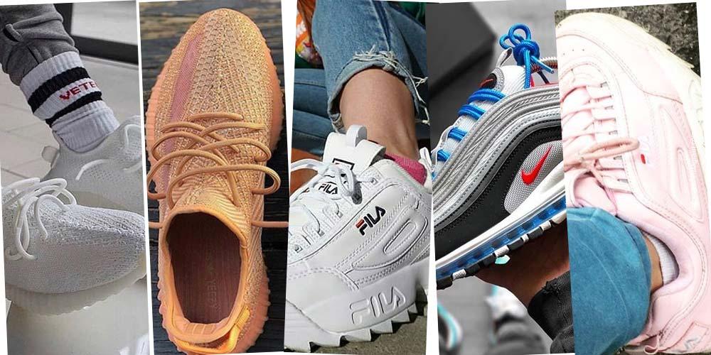 Schuhe für den Alltag: Bequem und modisch - die besten Sneaker 2019