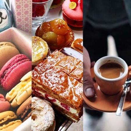 Die besten Cafés, Teestuben, Restaurants in Paris