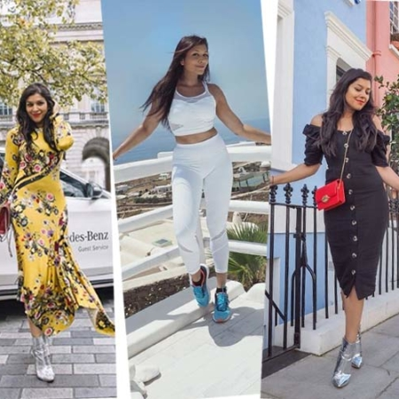 Bonnie Rakhit: Mode & Reisen aus London - Top 25 Influencer in UK