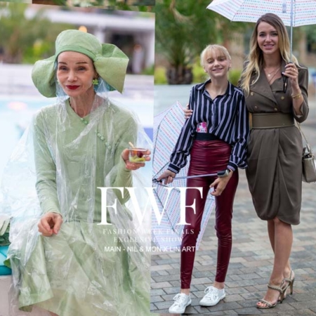 FWF - Fashion Week Finals Berlin Sommer '19: Gäste & Outfits