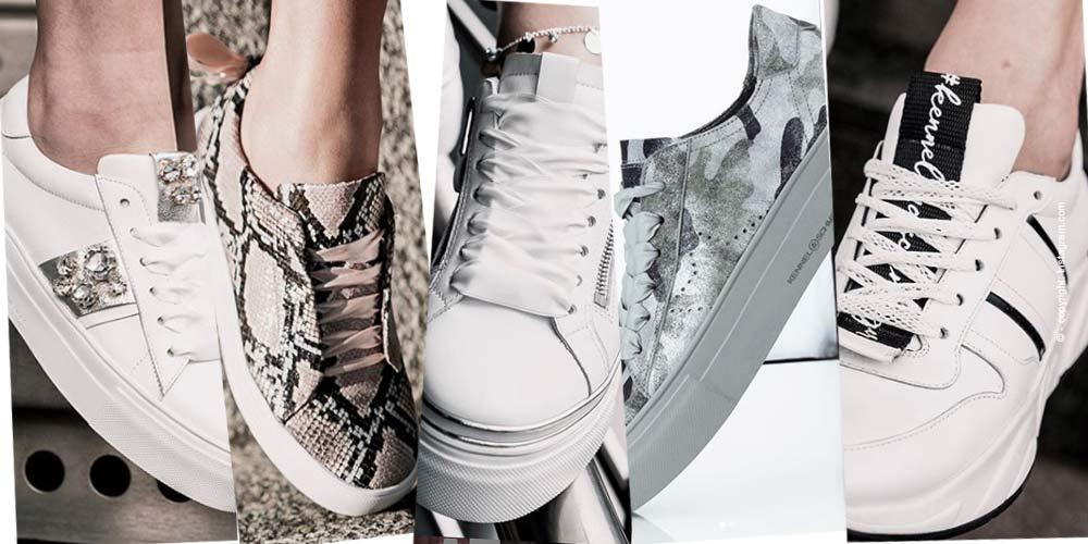 Kennel & Schmenger - Trendsneaker!
