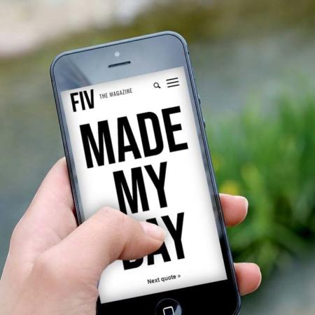 Zitate & Weisheiten für jeden Tag! Motivation App - Online & kostenlos